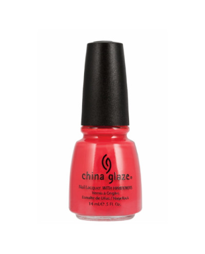 China Glaze — Vernis à ongles avec durcisseurs