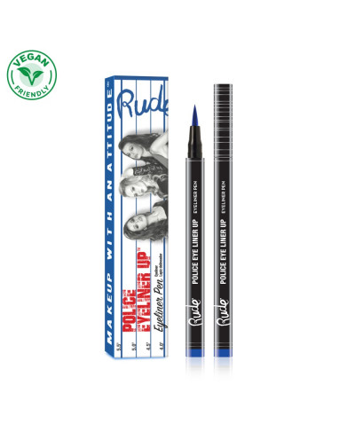 Rude - Crayon eyeliner Police Eyeliner Up