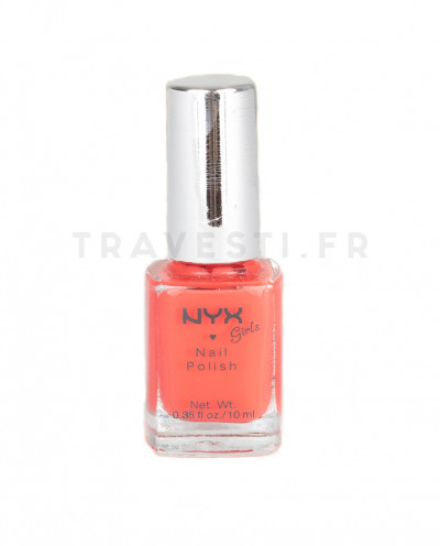 NYX - Vernis à ongles Girls