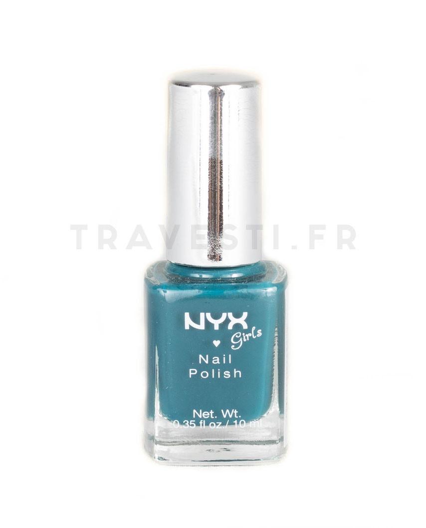 NYX - Vernis à ongles Girls