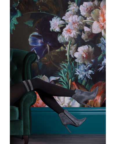 Gabriella — Collants opaques imitation jambières Kate