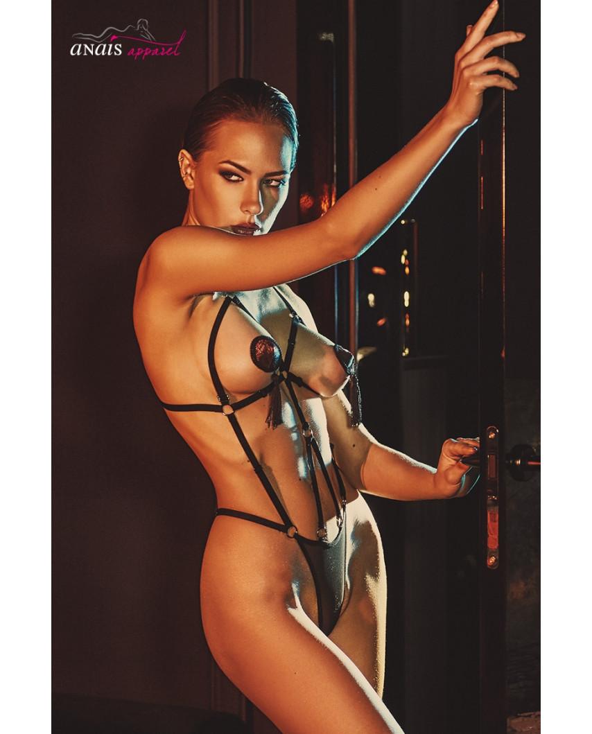 Body harnais Belleza (noir)