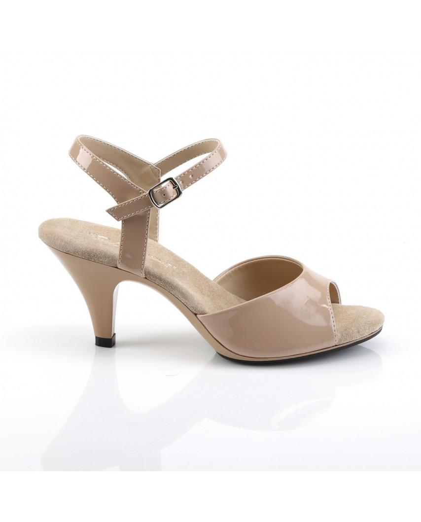 Sandales Belle-309 (chair verni)