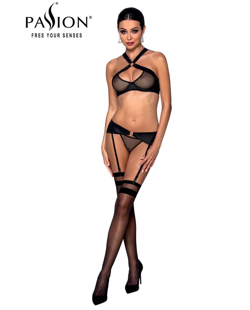 Ensemble de lingerie (3 pièces) Amanda