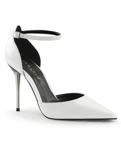 Escarpins d'Orsay Appeal-21 (blanc verni)