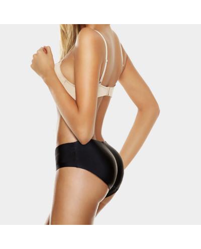 Culotte sans couture effet fessier amplifié