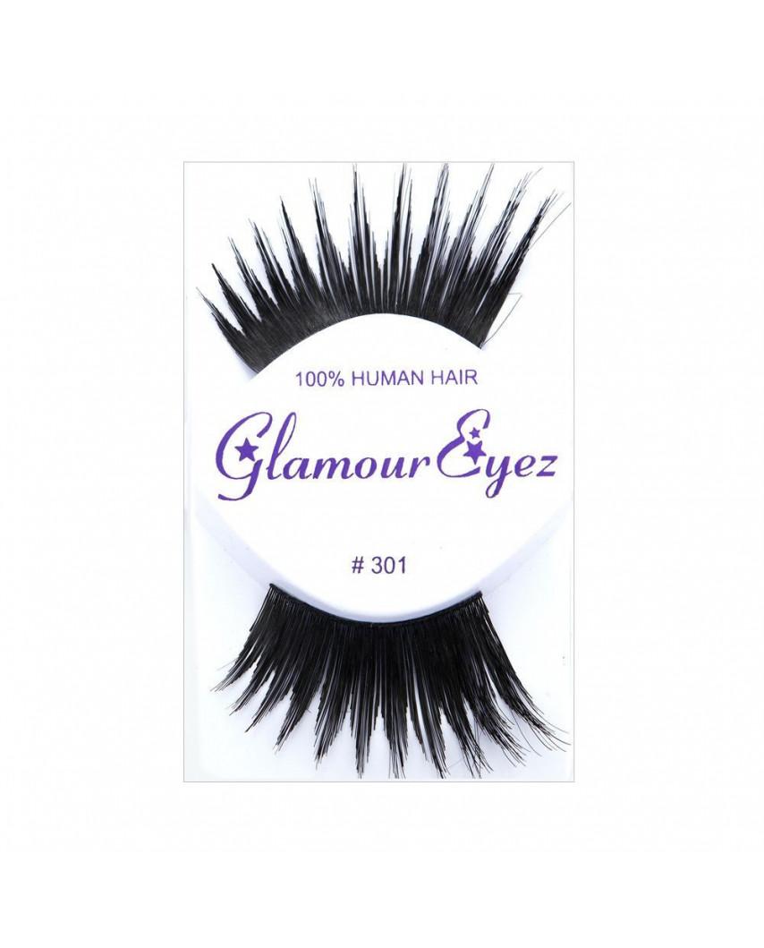 Glamour Eyez — Faux cils naturels №301