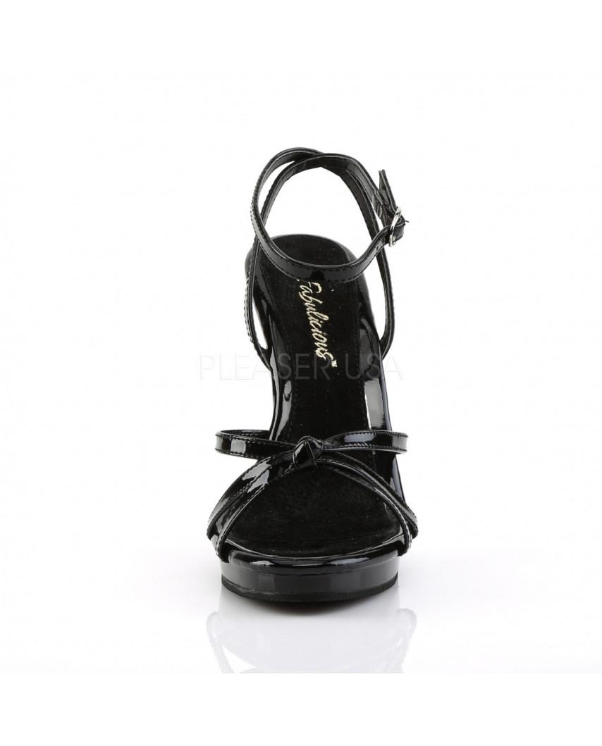 Fabulicious — Sandales à talons aiguilles et bride de cheville Flair-436