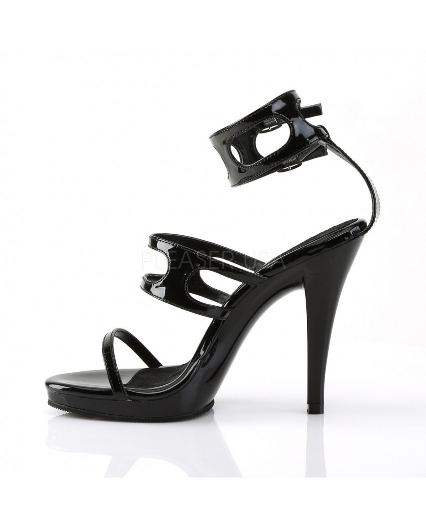 Fabulicious — Sandales à talons aiguilles et larges brides Flair-458