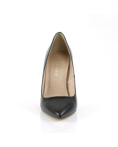 Pleaser — Escarpins classiques à bout pointu Classique-20 (noir mat)