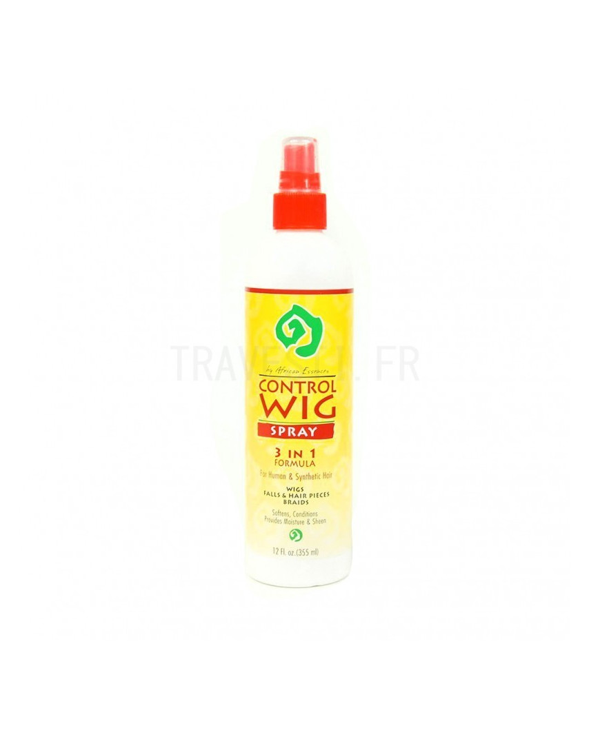 African Essence — Soin en spray pour perruques Control Wig Spray