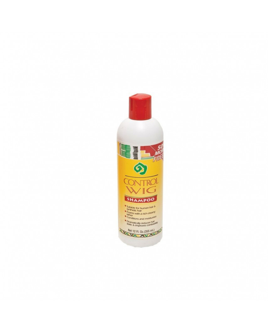 African Essence — Shampoing pour perruques Control Wig Shampoo