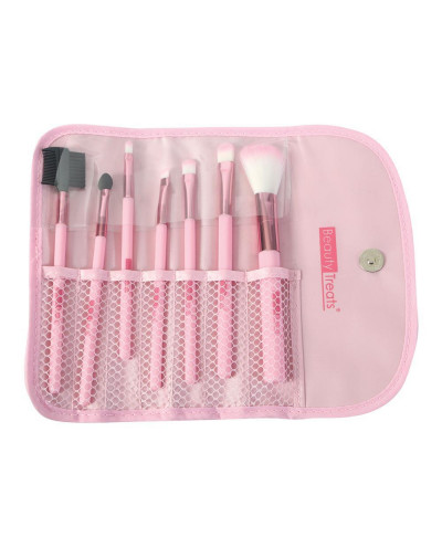 Beauty Treats — Trousse de 7 pinceaux de maquillage