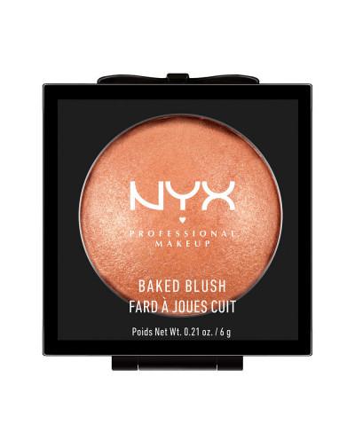 NYX — Fard à joues pressé + éclat + hâle