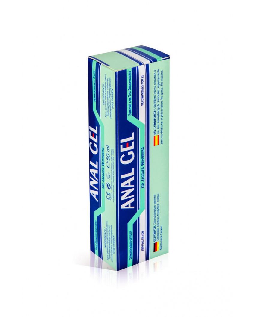 Gel lubrifiant Anal Gel - 50 ml