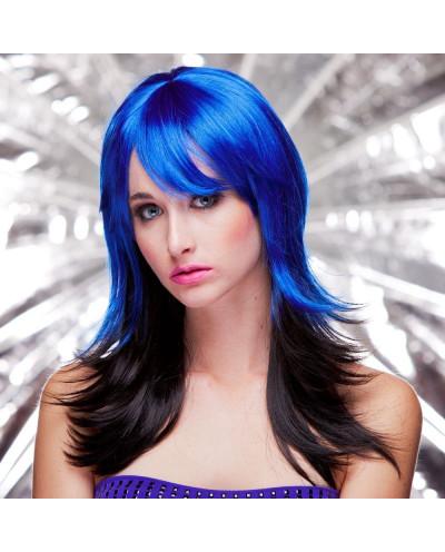 Blush — Perruque synthétique longue cheveux ondulés Hannah
