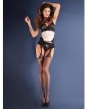 Gabriella — Collants porte-jarretelle classiques Strip Panty