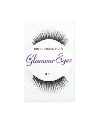 Glamour Eyez — Faux-cils naturels 1