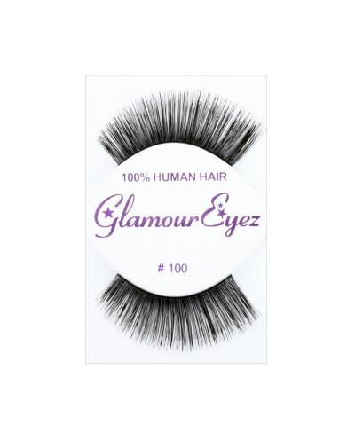 Glamour Eyez — Faux-cils naturels №100