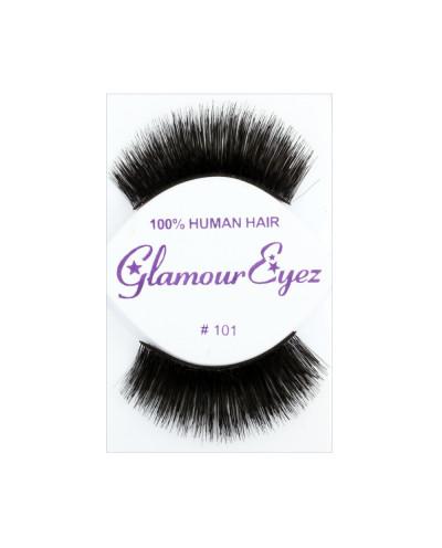 Glamour Eyez — Faux-cils naturels №101