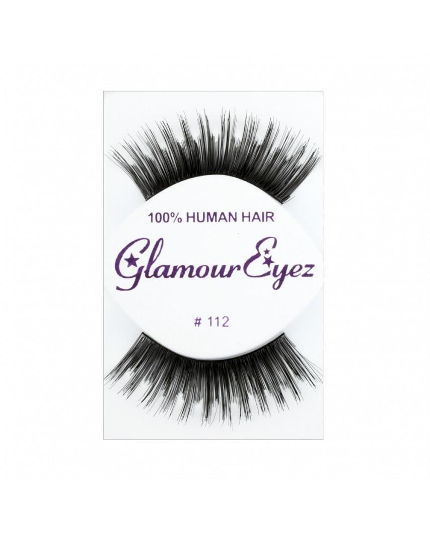 Glamour Eyez — Faux-cils naturels №112