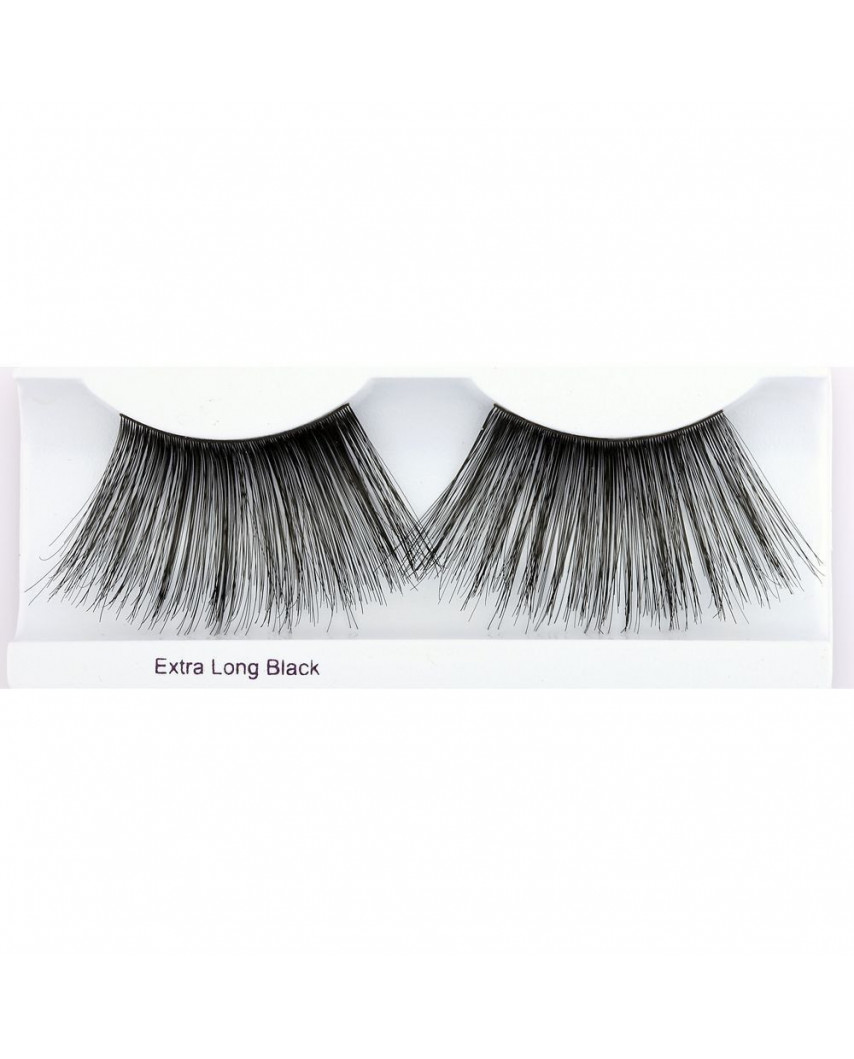 Glamour Eyez — Faux cils synthétiques extra-longs
