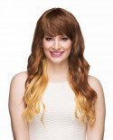 Mane Muse — Perruque synthétique longue cheveux ondulés Ophelia