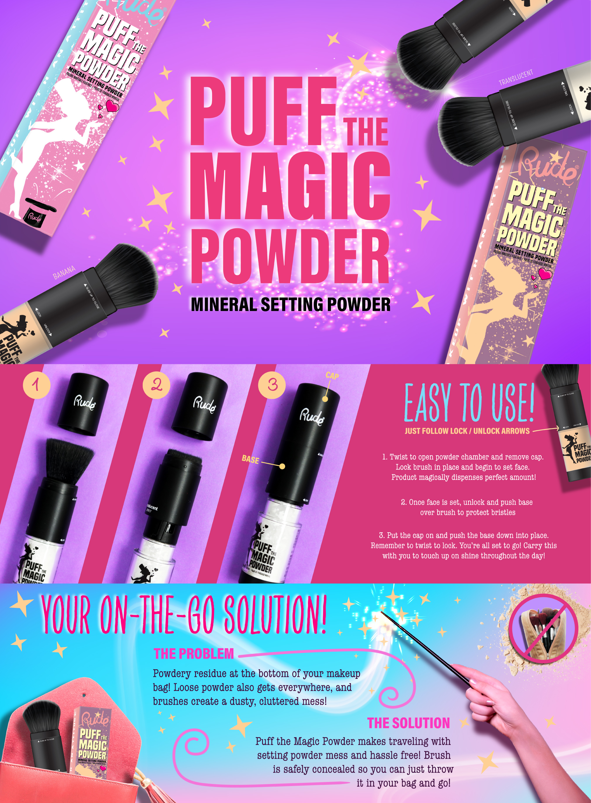 Puff The Magic Powder